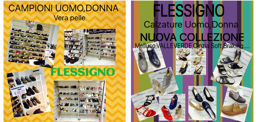 big sale 7fd38 78bca Flessigno Calzature - Casoria Napoli